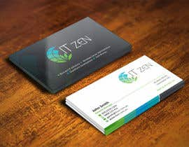 #17 for Design some Business Cards for IT Zen by ezesol