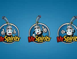 #175 para Design a Logo for mrspirts or mrspirits.com por rugun