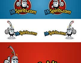 #223 para Design a Logo for mrspirts or mrspirits.com por rugun