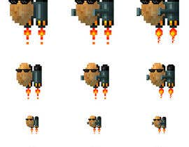 #10 for Need a pixel jetpack af DoctorRomchik