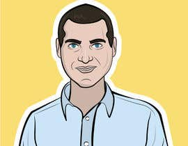 #15 untuk Avatar of a plain looking IT guy oleh maromi8