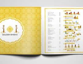 Nro 1 kilpailuun Мне нужен графический дизайн for cafe menu käyttäjältä gkhaus