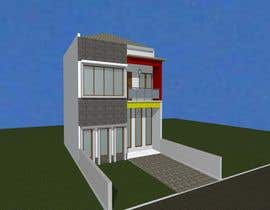 #5 for LOMBA DESAIN RUMAH URBAN by ANDREAS AUDYANTO by mubaroq