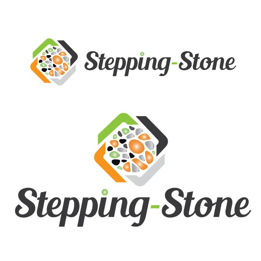 Bài tham dự cuộc thi #136 cho Create a logo for Stepping-Stone, a business process outsourcing company
