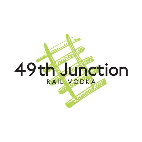"""Bài tham dự cuộc thi #17 cho Design a Logo for """"49th Junction"""" Premium Rail Vodka"""