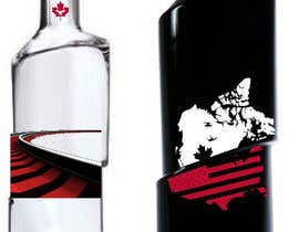 "#14 untuk Design a Logo for ""49th Junction"" Premium Rail Vodka oleh roxrye"