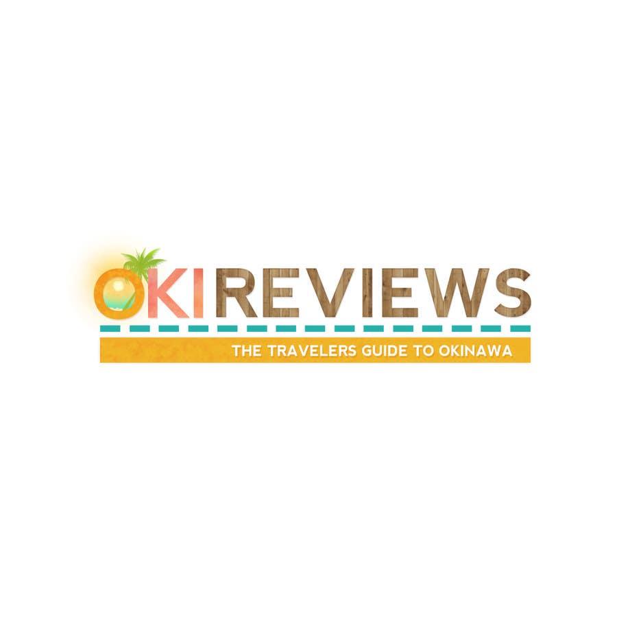 Penyertaan Peraduan #90 untuk Design a Logo for a Travel Review Site