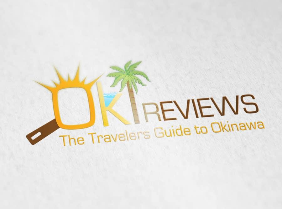 Inscrição nº 42 do Concurso para Design a Logo for a Travel Review Site