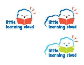 #114 para Design a Logo for Little Learning Cloud por LotusDesign