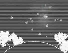 #8 for Create an Animation in black and white by EmadMoradian
