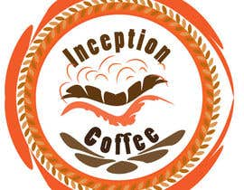 #41 untuk Design a Logo for Inception coffee bar oleh lilybak