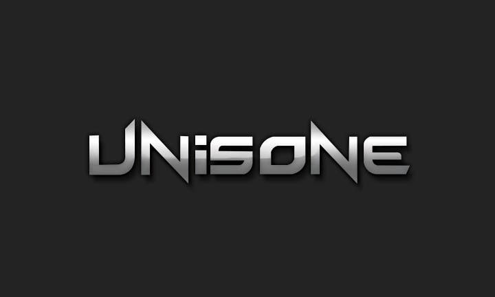Konkurrenceindlæg #                                        48                                      for                                         Re-design a Logo for Unisone