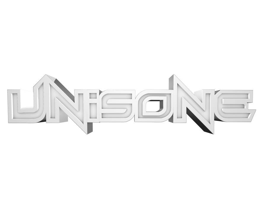 Konkurrenceindlæg #                                        52                                      for                                         Re-design a Logo for Unisone