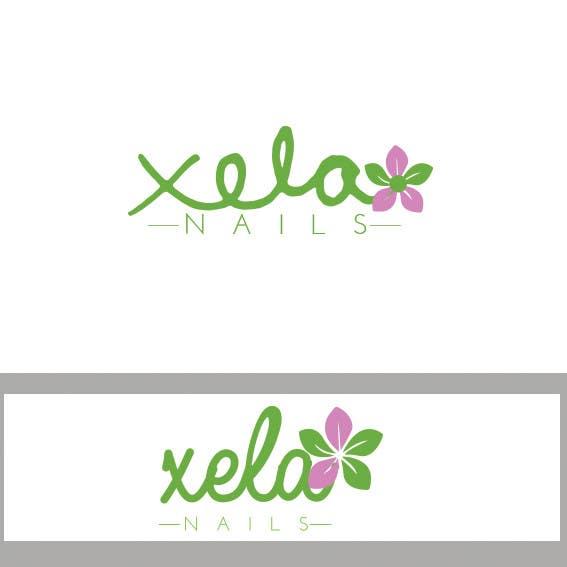 Contest Entry #                                        12                                      for                                         Design a Logo for xela nails