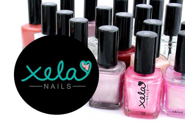 Konkurrenceindlæg #                                        16                                      for                                         Design a Logo for xela nails