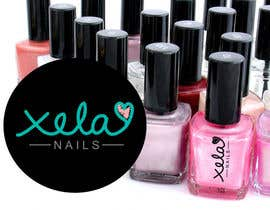 #16 para Design a Logo for xela nails por nadiapolivoda