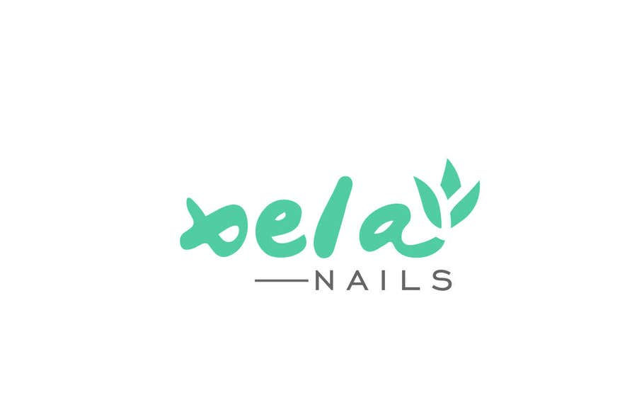 Contest Entry #                                        39                                      for                                         Design a Logo for xela nails