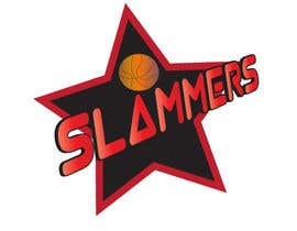 #71 para Design a Logo for Slammers Basketball Team por lilybak