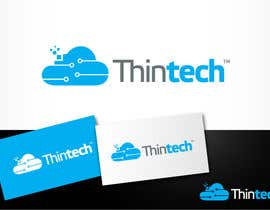#66 for Thintech logo af BrandCreativ3
