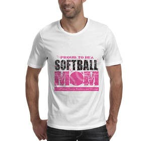 #21 for Design a T-Shirt for softball moms af Designermb