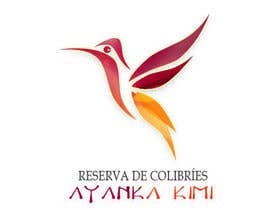 "nº 2 pour Diseñar un logotipo para una reserva de Colibríes llamada ""Reserva de Colibríes Ayanka Kimi"" par fcoabad"