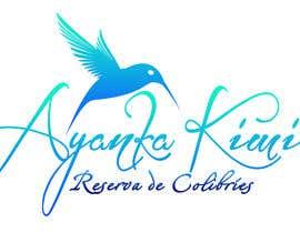 """nº 49 pour Diseñar un logotipo para una reserva de Colibríes llamada """"Reserva de Colibríes Ayanka Kimi"""" par freecreating"""