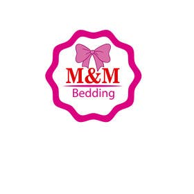 nº 12 pour Design a Logo for M&M Bedding par sgsicomunicacoes