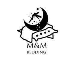nº 28 pour Design a Logo for M&M Bedding par HalinaKushnareva