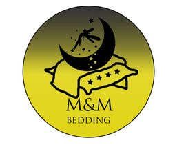 nº 30 pour Design a Logo for M&M Bedding par HalinaKushnareva