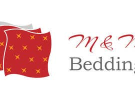 nº 19 pour Design a Logo for M&M Bedding par moizraja46