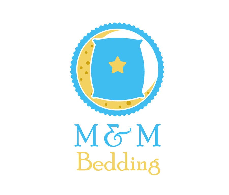 Contest Entry #23 for Design a Logo for M&M Bedding