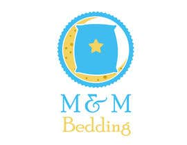 #23 for Design a Logo for M&M Bedding by moizraja46