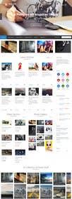 #8 for Design a Website Mockup af Nihadricci