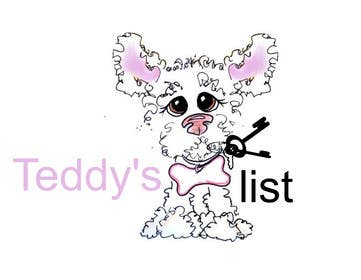 #25 cho Design a Logo for Teddy's List bởi sivaranjanece