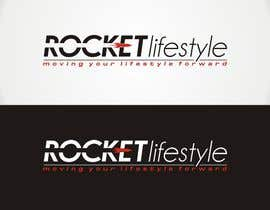 #30 para Design a Logo for Rocket Lifestyle por asnpaul84
