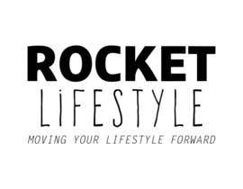 #541 para Design a Logo for Rocket Lifestyle por gabrielsaqueto