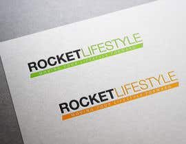 #222 para Design a Logo for Rocket Lifestyle por alamin1973