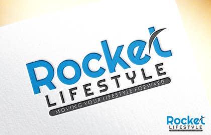#163 for Design a Logo for Rocket Lifestyle af javedg