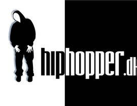 nº 17 pour Design a Logo for hiphopper par gillzart