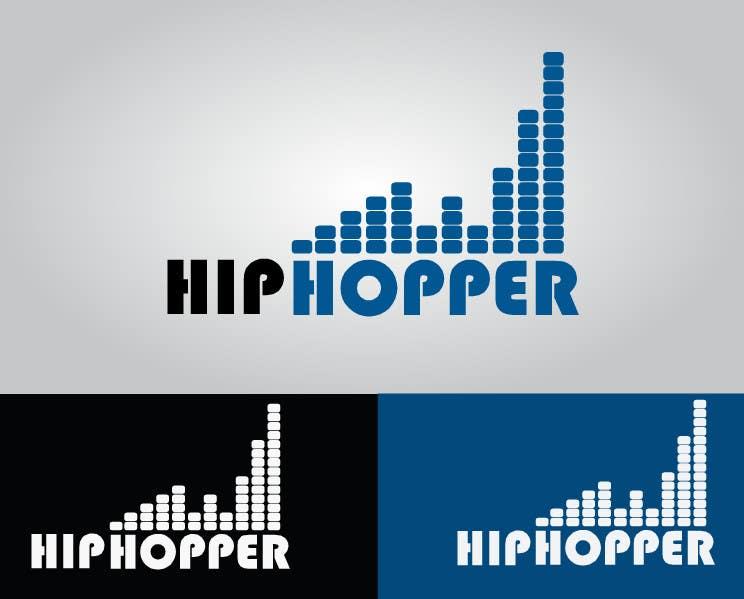 Bài tham dự cuộc thi #                                        31                                      cho                                         Design a Logo for hiphopper