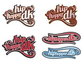 nº 35 pour Design a Logo for hiphopper par thephzdesign