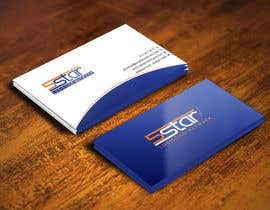 #1 cho Design some Business Cards for 5 Star Logistics Network bởi gohardecent