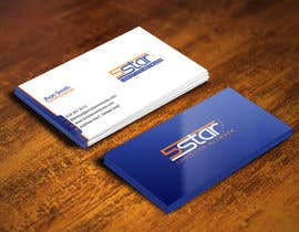 #4 cho Design some Business Cards for 5 Star Logistics Network bởi gohardecent