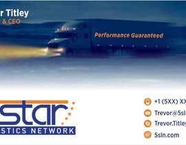 #17 untuk Design some Business Cards for 5 Star Logistics Network oleh designart65