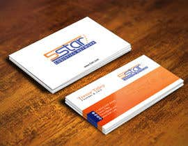 #25 cho Design some Business Cards for 5 Star Logistics Network bởi IllusionG