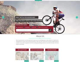 sweetys1 tarafından Design a Website Mockup for a Recruitment Company için no 6