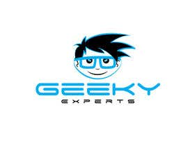 #9 para Design a Logo for my Profile: GeekyExperts por strezout7z