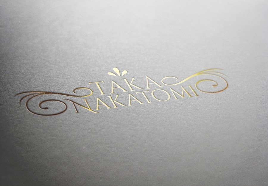 Inscrição nº 4 do Concurso para Design a Logo for Taka Nakatomi