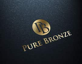 nº 47 pour Design a Logo for Pure Bronze par danbodesign