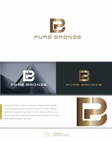 #26 for Design a Logo for Pure Bronze af mohammedkh5